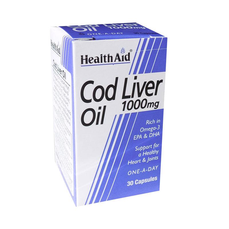 Health Aid Cod Liver Oil