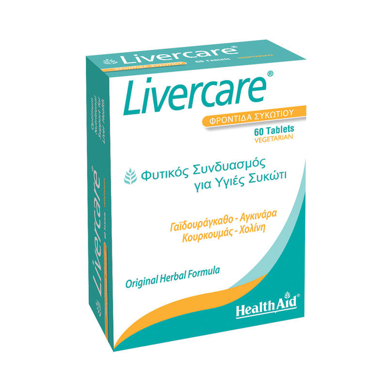 Health Aid Livercare 60 Tablets
