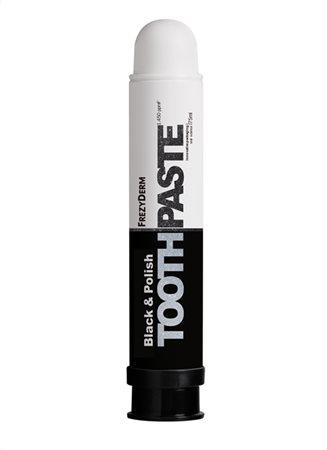 BLACK & POLISH TOOTHPASTE Οδοντόκρεμα για Λεύκανση με Ενεργό Άνθρακα
