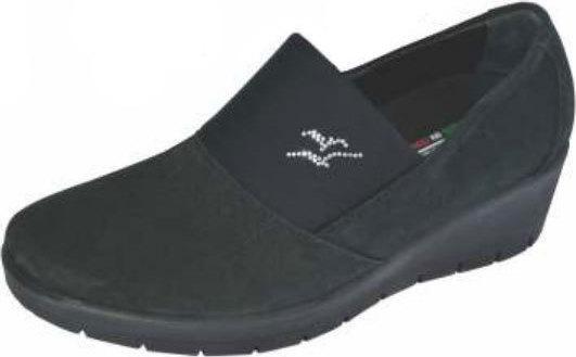 Fly Flot Ανατομικά Γυναικεία Παπούτσια 18P43 Μαύρο