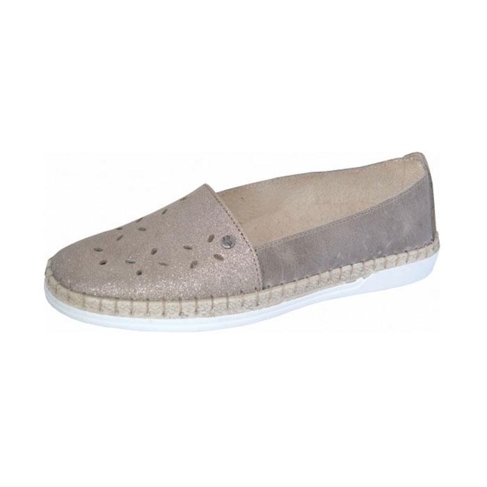 Fly Flot Γυναικεία Ανατομικά Παπούτσια Μπεζ 61A50