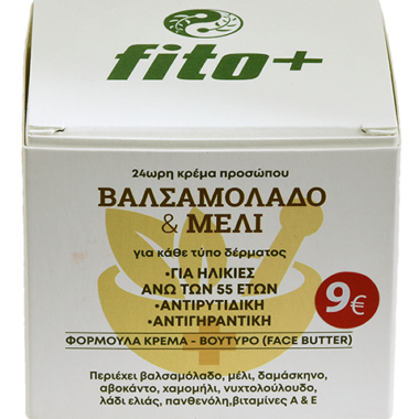 Fito+ ΒΑΛΣΑΜΟΛΑΔΟ & ΜΕΛΙ 24ωρη κρέμα προσώπου 50ml