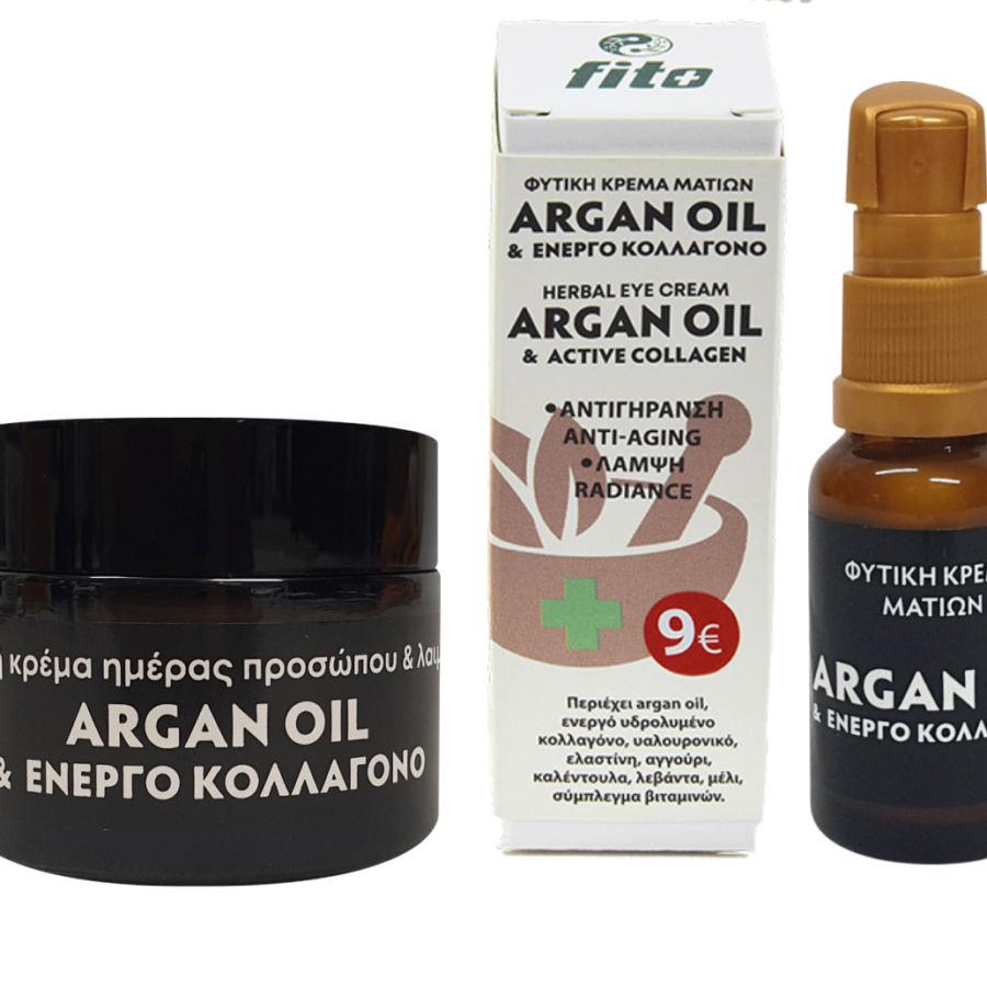 Fito + ΠΑΚΕΤΟ ARGAN OIL & ΕΝΕΡΓΟ ΚΟΛΛΑΓΟΝΟ