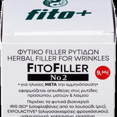 Fito+Φυτικός ορός (filler) προσώπου, ματιών & λαιμού FITOFILLER Νο 2 (10ml)